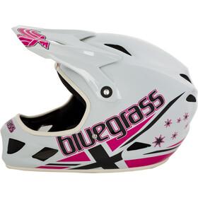 bluegrass Brave Casque intégral, jack white/pink/black